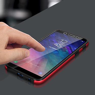Acheter Avizar Coque Rouge pour Samsung Galaxy A6