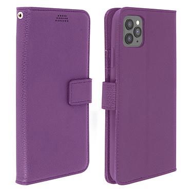 Avizar Etui folio Violet pour Apple iPhone 11 Pro Max Etui folio Violet Apple iPhone 11 Pro Max