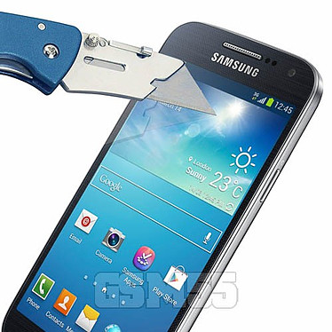 Avis Avizar Film verre trempé Transparent pour Samsung Galaxy S4 Mini