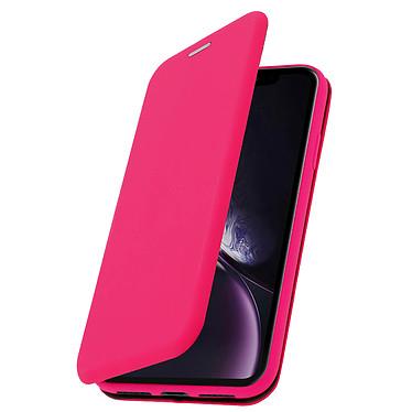 Avizar Etui folio Fuchsia pour Apple iPhone XR pas cher