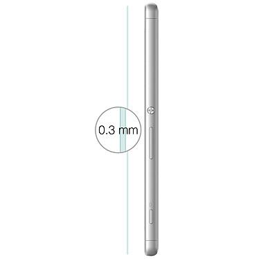 Avis Avizar Film verre trempé Transparent pour Sony Xperia XA