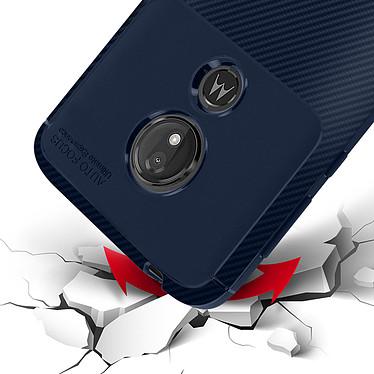 Avis Avizar Coque Bleu Nuit pour Motorola Moto G7 Power