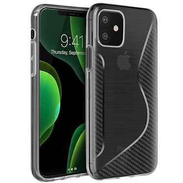 Avizar Coque Transparent S-Line pour Apple iPhone 11 pas cher
