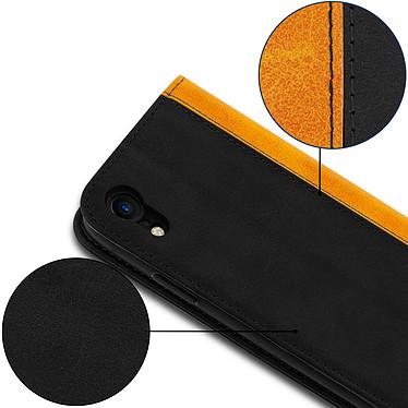 Acheter Avizar Etui folio Noir Éco-cuir pour Apple iPhone XR
