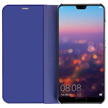 Acheter Avizar Etui folio Bleu Nuit pour Huawei P20