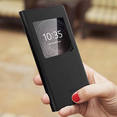 Acheter Avizar Etui folio Noir pour Sony Xperia L2