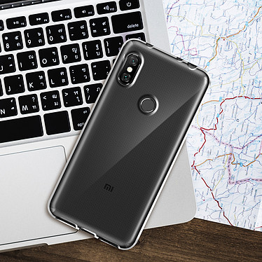 Acheter Avizar Coque Transparent pour Xiaomi Redmi Note 6 Pro