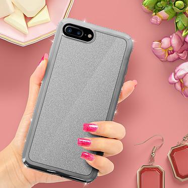Acheter Avizar Coque Argent pour Apple iPhone 7 Plus , Apple iPhone 8 Plus
