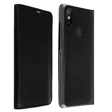 Avizar Etui folio Noir pour Xiaomi Mi A2 Etui folio Noir Xiaomi Mi A2