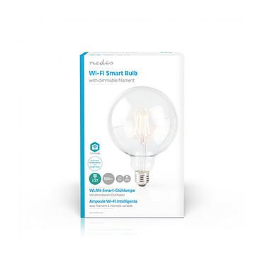 Avis Nedis Ampoule connectée Wifi à filament WIFILF10WTG125