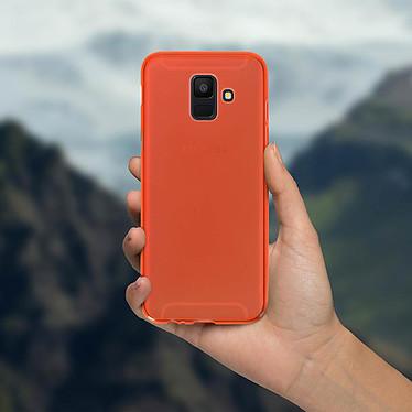 Acheter Avizar Coque Rouge Souple pour Samsung Galaxy A6