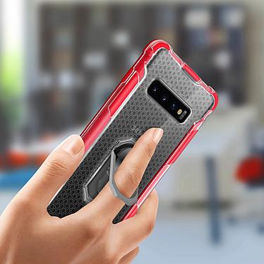 Acheter Avizar Coque Rouge Hybride pour Samsung Galaxy S10 Plus