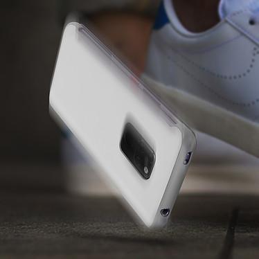 Avis Avizar Etui folio Argent pour Huawei Mate 20