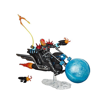 Marvel Legends Series - Figurine avec véhicule Cosmic Rider 15 cm Figurine avec véhicule Marvel Legends Series, modèle Cosmic Rider 15 cm.