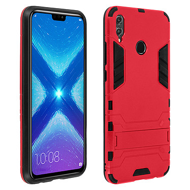 Avizar Coque Rouge pour Honor 8X , Honor View 10 Lite Coque Rouge Honor 8X , Honor View 10 Lite