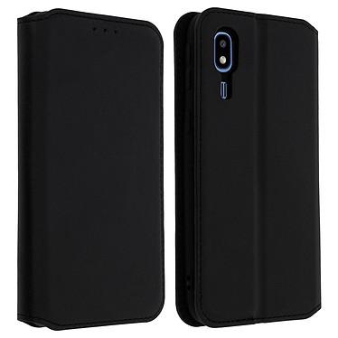 Avizar Etui folio Noir pour Samsung Galaxy A2 Core Etui folio Noir Samsung Galaxy A2 Core