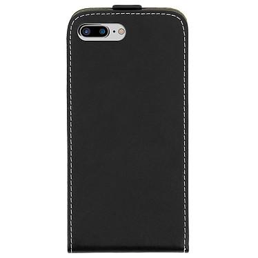 Acheter Avizar Etui à clapet vertical Noir pour Apple iPhone 7 Plus , Apple iPhone 8 Plus