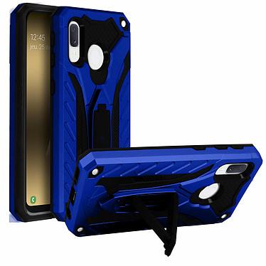 Avizar Coque Bleu Hybride pour Samsung Galaxy A20e pas cher