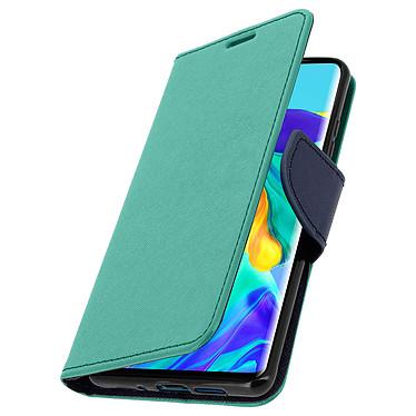 Avizar Etui folio Vert pour Huawei P30 Pro pas cher