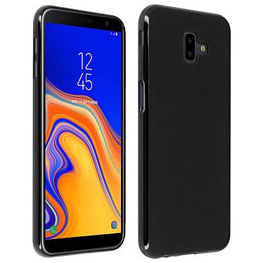 Avizar Coque Noir pour Samsung Galaxy J6 Plus Coque Noir Samsung Galaxy J6 Plus