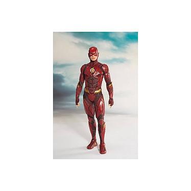 Justice League - Statuette ARTFX+ 1/10 The Flash 19 cm Statuette ARTFX+ 1/10 Justice League, modèle The Flash 19 cm.