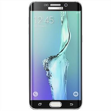 Avis Avizar Film verre trempé Noir pour Samsung Galaxy S6 Edge Plus