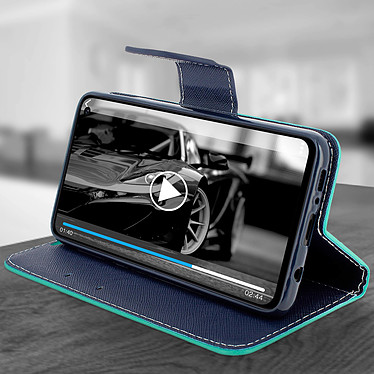 Avis Avizar Etui folio Vert pour Samsung Galaxy S10e