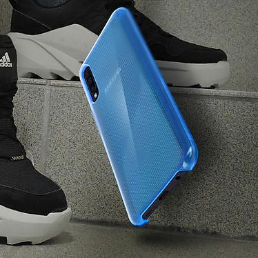 Acheter Avizar Coque Bleu Semi-Rigide pour Samsung Galaxy A50