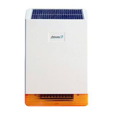 Avis Atlantic'S ATEOS - Alarme de maison sans fil GSM Kit Max 2 (MD-326R)