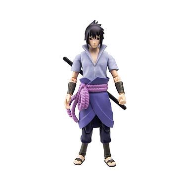 Naruto Shippuden - Figurine Sasuke 10 cm Figurine Naruto Shippuden, modèle Sasuke 10 cm.
