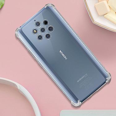 Avis Avizar Coque Transparent pour Nokia 9 PureView