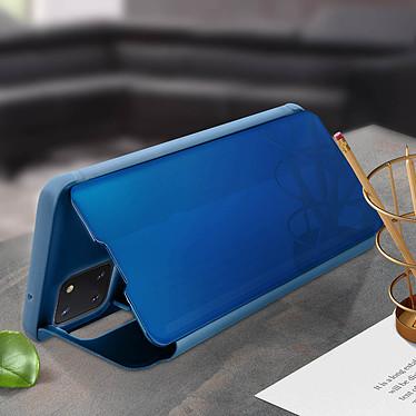 Acheter Avizar Etui folio Bleu pour Samsung Galaxy Note 10 Lite