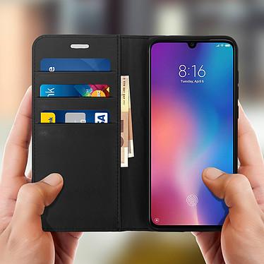 Acheter Avizar Etui folio Noir pour Xiaomi Mi 9