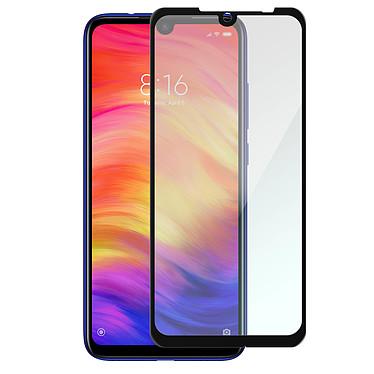 Avizar Film verre trempé Noir pour Xiaomi Redmi Note 7 pas cher