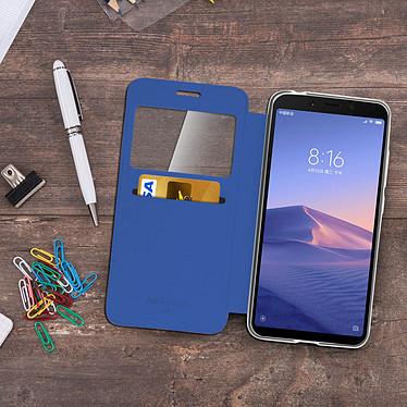 Acheter Avizar Etui folio Bleu pour Xiaomi Redmi 6A , Xiaomi Redmi 6