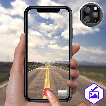 Avis Avizar Film Caméra Noir pour Apple iPhone 11 Pro, Apple iPhone 11 Pro Max