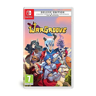 Wargroove Deluxe Edition (SWITCH) Jeu SWITCH Action-Aventure 7 ans et plus