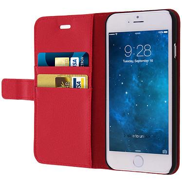 Acheter Avizar Etui folio Rouge pour Apple iPhone 6 , Apple iPhone 6S