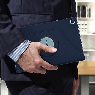 Avis Avizar Etui folio Bleu pour Samsung Galaxy Tab S6 Lite