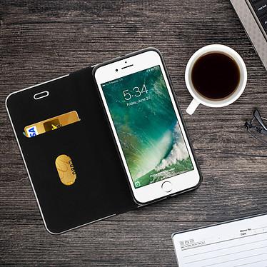 Acheter Avizar Etui folio Noir pour Apple iPhone 7 , Apple iPhone 8