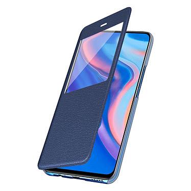 Avizar Etui folio Bleu Nuit pour Huawei P Smart Z , Honor 9X pas cher