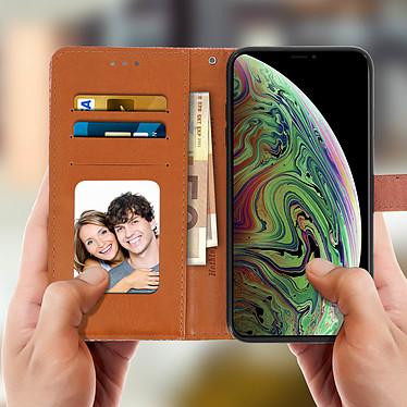 Acheter Avizar Etui folio Rose Champagne pour Apple iPhone XS Max