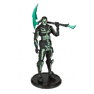 Fortnite - Figurine Green Glow Skull Trooper (Glow-in-the-Dark) Walgreens Exclusive 18 cm Figurine Fortnite, modèle Green Glow Skull Trooper (Glow-in-the-Dark) Walgreens Exclusive 18 cm.