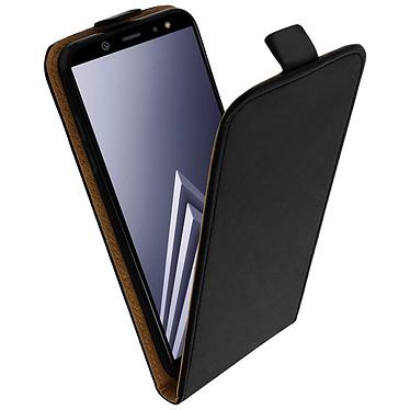 Avis Avizar Etui à clapet Noir pour Samsung Galaxy A6