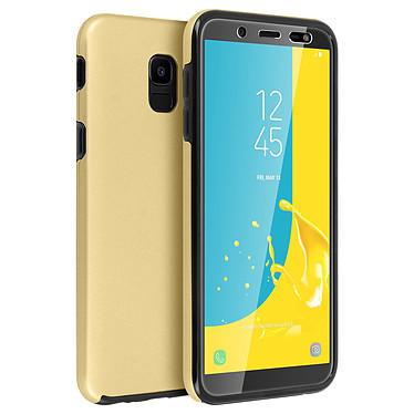 Avizar Coque Dorée pour Samsung Galaxy J6 Coque Dorée Samsung Galaxy J6
