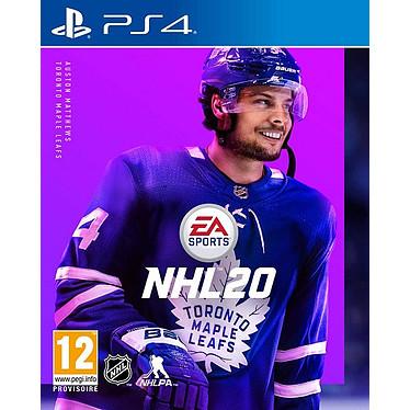 NHL 20 (PS4) Jeu PS4 Sport 12 ans et plus