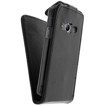 Avizar Etui à clapet Noir pour Samsung Galaxy Xcover 3 Etui à clapet Noir Samsung Galaxy Xcover 3