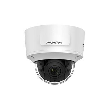 Hikvision Caméra dôme 8Mp varifocale motorisée - Antivandalisme Caméra dôme 8Mp varifocale motorisée - Antivandalisme