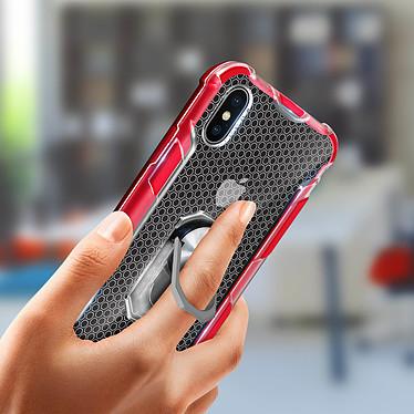 Acheter Avizar Coque Rouge Contours Bumper pour Apple iPhone XS Max