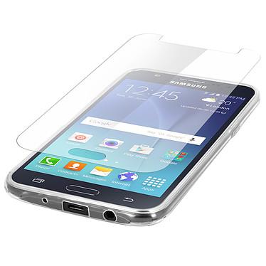 Avis Avizar Pack protection Transparent pour Samsung Galaxy J5